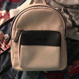 Mini Calvin Klein back pack